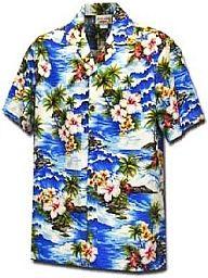 Aloha Shirt(アロハシャツ、ハワイアンシャツ)