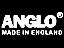 Anglo Leathercraft(アングロ・レザークラフト)のレザーメッシュベルト