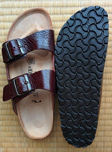Birkenstock Arizona 551133 Sole
