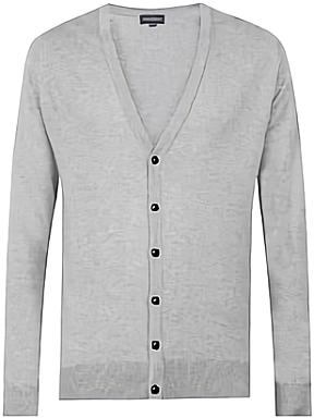 Cotton Cardigan Sweater(コットンカーディガン)