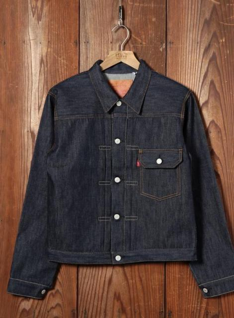 Levi's Type I Trucker Jacket 70506