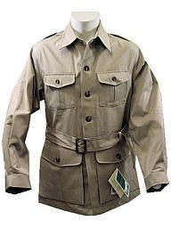 Safari Jacket(サファリジャケット、ブッシュジャケット)
