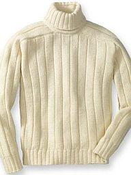 Turtleneck Sweater(タートルネックセーター)